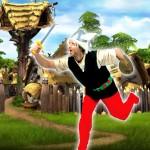 Costume et déguisement de asterix gaulois