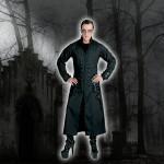 costume et deguisement de gothique noir peur halloween