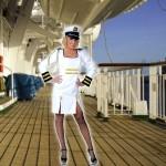 costume et deguisement de marin marine capitaine bateau