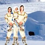 costumes et deguisement de inuit esquimaux froid polaire igloo