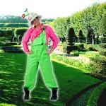 costume et deguisement de jardinier
