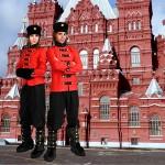 Costume et déguisement de russe russie place rouge