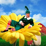 Costume et déguisement de lutin vert