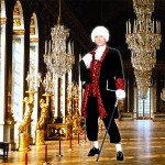 Costume et déguisement de egypte roi louis majesté chateau versailles
