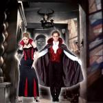 costume et deguisement de vampire halloween