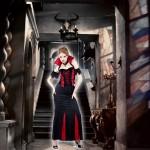 costume et deguisement de vampire peur halloween