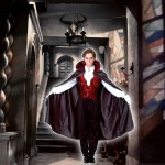 Costume et déguisement de vampire halloween